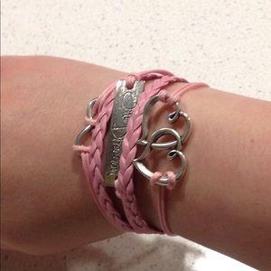 New multilayer bracelet one direction